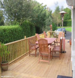 Deck Picture from our gallery